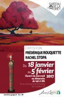 EXPOSITION , Frédérique ROUQUETTE Artiste Libre