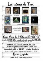 Exposition Tableaux et Emaux , Frédérique ROUQUETTE Artiste Libre